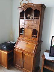 antike Möbel 7 Teile alles