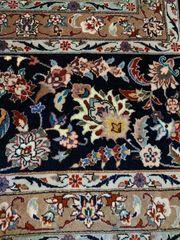 handgeknüpfter hochwertiger Teppich