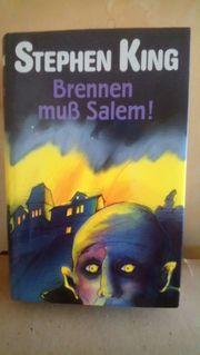 Stephen King - Brennen muss Salem -