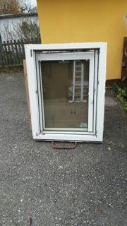 Fenster gebrauchtes Kunststofffenster - Zu verschenken