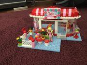 Lego friends Cafe Bäckerei