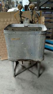 2er Flaschenspülmaschine Firma Blöcher