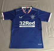 Original Trikot Glasgow Rangers Davis