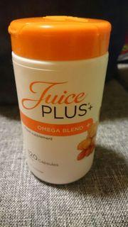 Juice plus Omega Kapseln