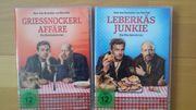 2 × DVD Leberkäsjunkie Grießnockerlaffäre