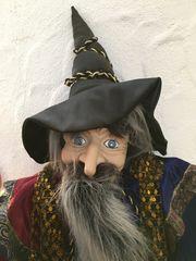 Marionette Zauberer