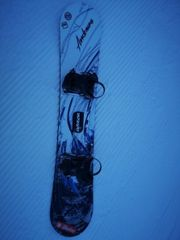 Snowboard Set Herren Board 160cm