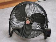 Ventilator mit 135 kW