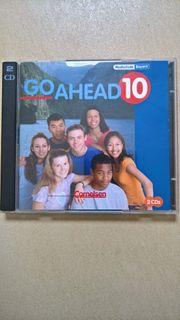 Go ahead 10 Audio CDs