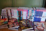 Mangas und Animes Fantasyromane