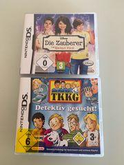 2 Nintendo DS Spiele TKKG