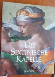 Buch Die Sixtinische Kapelle