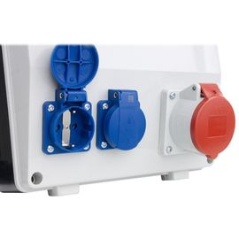 Bild 4 - Stromverteiler pTD-S FI 16A 2x230V - Kitzingen