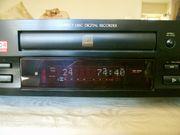 CD-Recorder Pioneer PDR 609 technisch