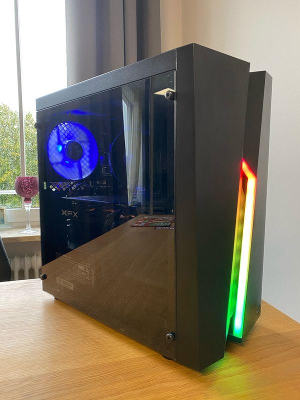 NEUWERTIGER Gaming-Pc RX 580 GTS