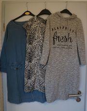 3 Set enge Kleider auch
