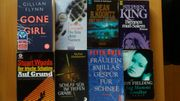 35 spannende Taschenbücher - Thriller Krimi
