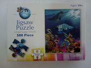Jigsaw Puzzle Underwater World