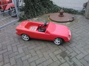 Tretauto Go-Kart Kettcar Mercedes