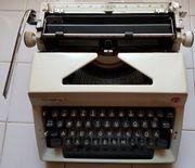 Vintage alte voll funktionsfähige OLYMPIA