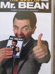 VHS Mr Bean - The Best