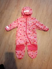 Baby Softshell Overall gr 80