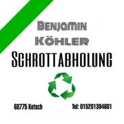 Schrott Alteisen Altmetall abholung Schrottabholung
