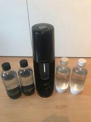 SodaStream Easy 4 Flaschen Gratis
