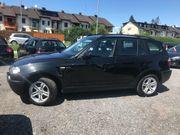 BMW X3 2 0d Österreich-Paket