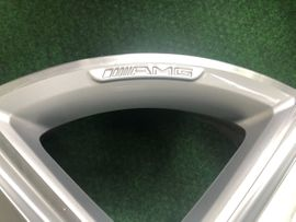 Alufelgen - Mercedes ML AMG Felge 21