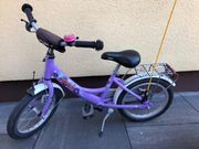 Puky Fahrrad 16 Zoll lila