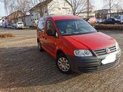 VW caddy TÜV bis 03