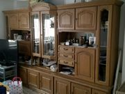 Wohnzimmerschrank Echtholz für nur 100EUR