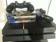 Sony Playstation 4 1TB mit