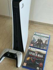 Sony Playstation 5 White - Blu-ray