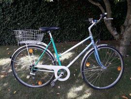 Damen-Fahrräder - 28er Damenfahrrad von SURSEE