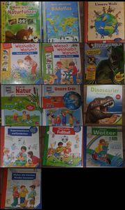 Buchpaket - verschiedene Bücher zu verschiedenen