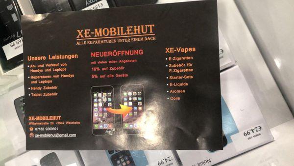 Iphone 8 Display reparatur