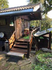 Urige Blockhütte als Wochenend- Ferienhaus