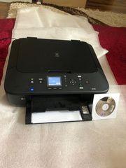 canon mg pixma 5550 multifunktionsdrucker