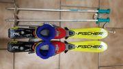 Ski Kinderausrüstung Komplettset