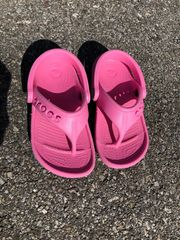 Crocs Flip Flops Gr 24
