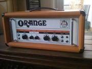 Orange OR120 Vintage 1975-76 Vollröhre
