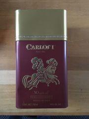 Blechdose von für Carlos I