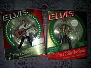 Singende ELVIS Miniatur - Elvis Presley
