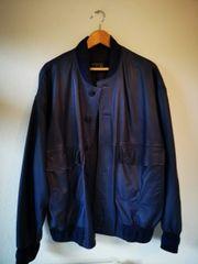 Gianni Versace Vintage Lederjacke