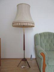 Stehlampe 60er Jahre