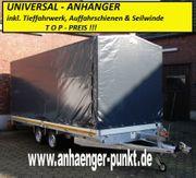 PKW Autotransporter UNI 5 m