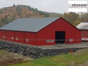 Stahlkonstruktionen aus Polen