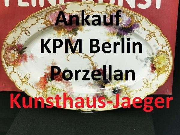 KPM Berlin Porzellan Ankauf Köln-Düsseldorf-Dortmund-Wuppertal-Bielefeld-Bonn-Bochum-Essen-Duisburg